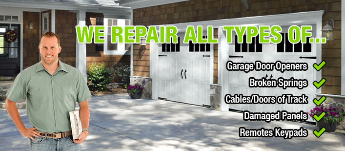 Garage Door Repair Wheat Ridge CO
